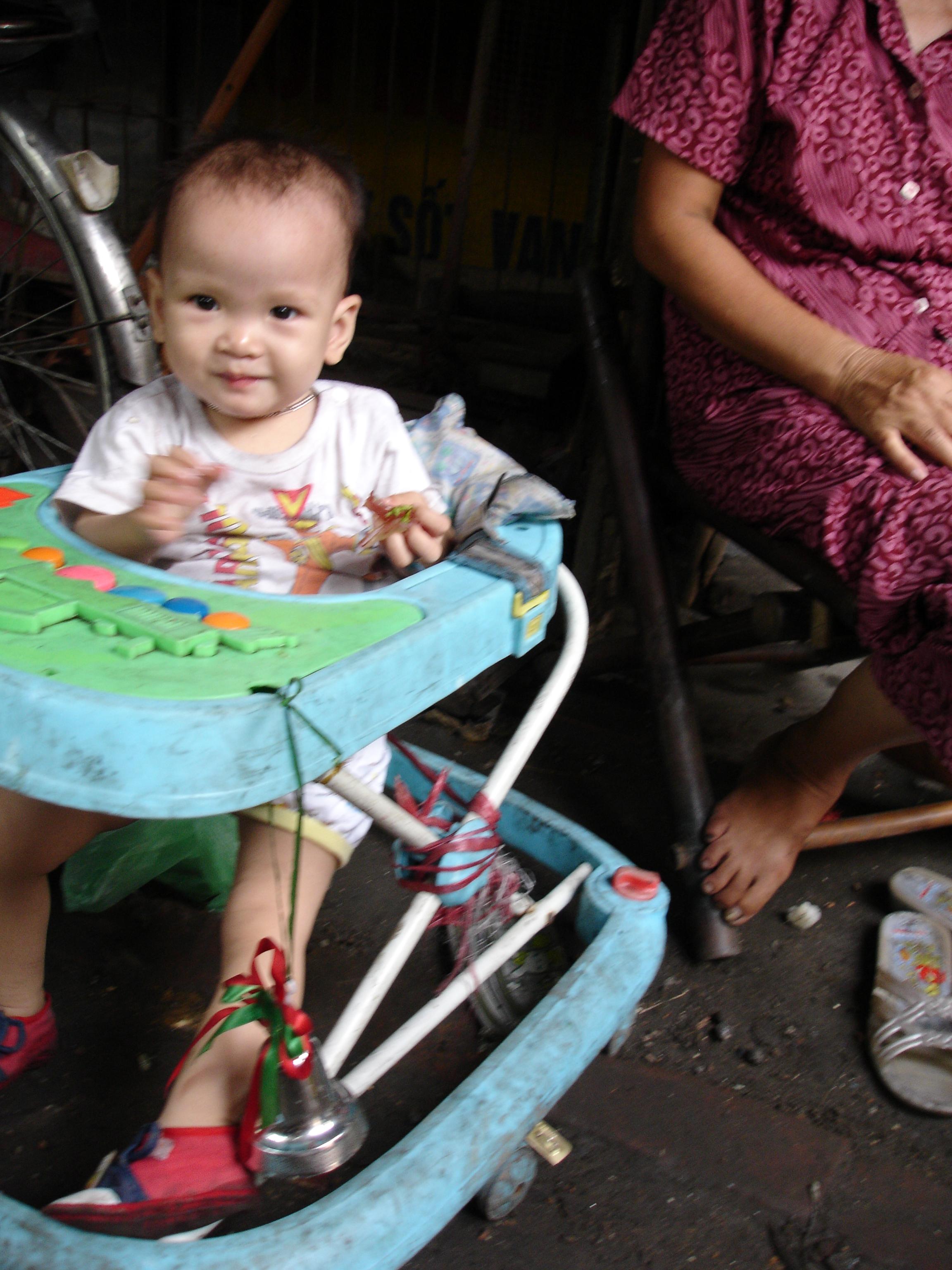 Prenatal  Neonatal Care - Families In Vietnam-5891